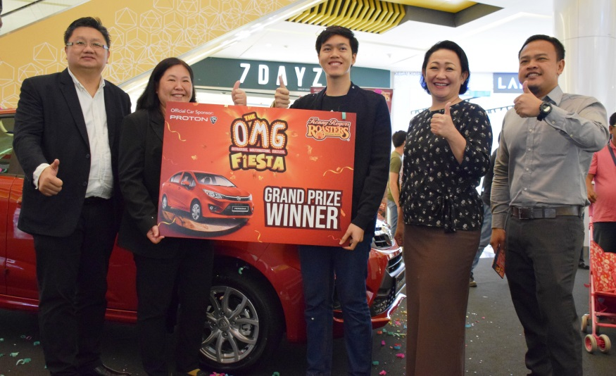 KRR OMG Fiesta Winner