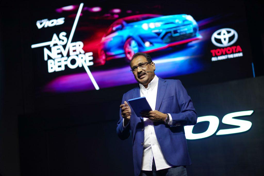 Encik Ravindran K., Presiden UMW Toyota Motor