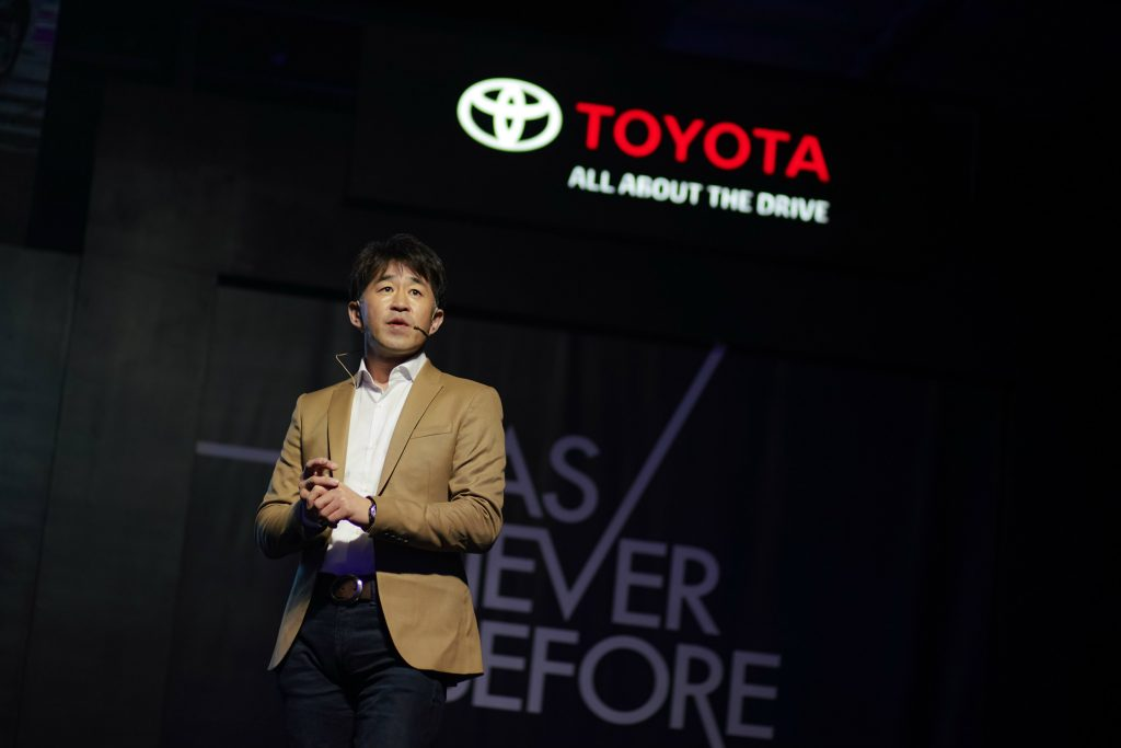 Akio Takeyama, Timbalan Pengerusi UMW Toyota Motor