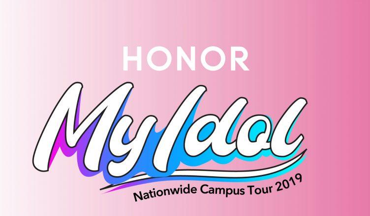 HONOR My Idol Logo