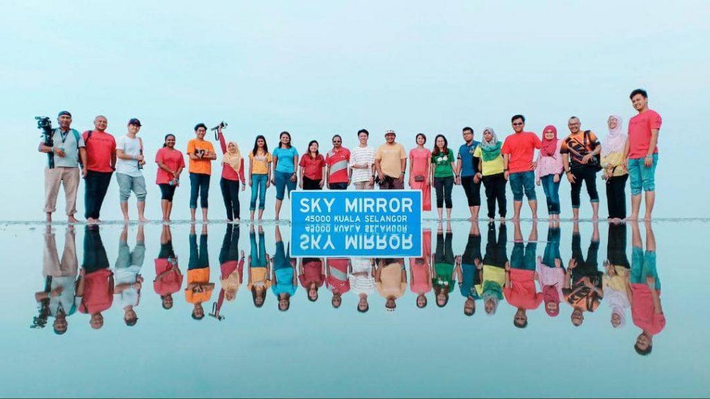 Discover Selangor - Sky Mirror