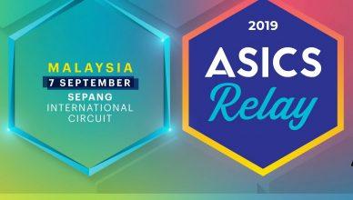 ASICS Relay Malaysia - 2019