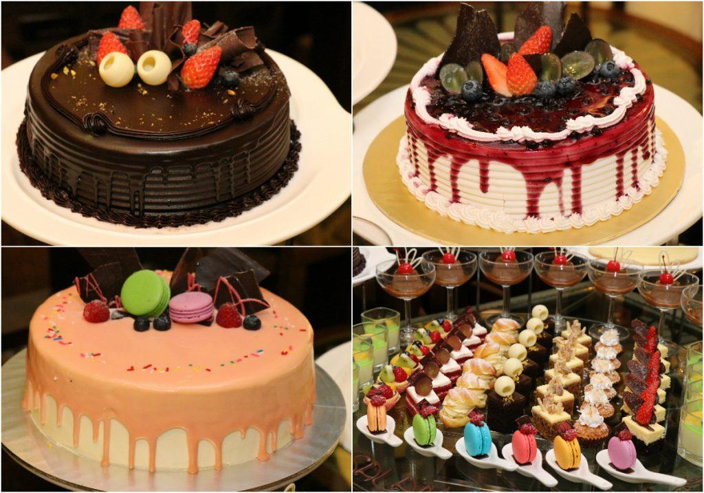 bermacam jenis kek