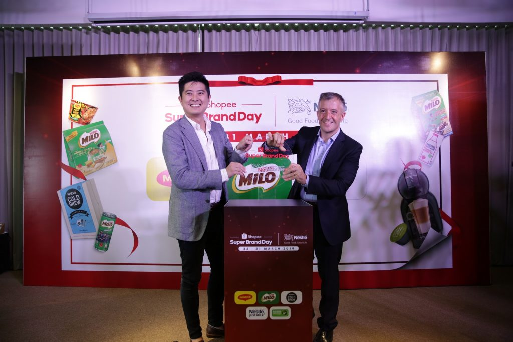 Nestlé Super Brand Day launched