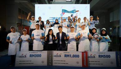 Pertandingan Fastest Pizza Maker Malaysia