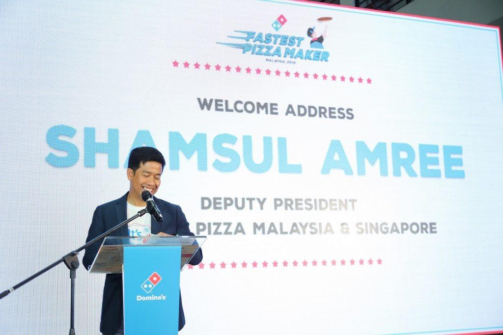 Shamsul Amree