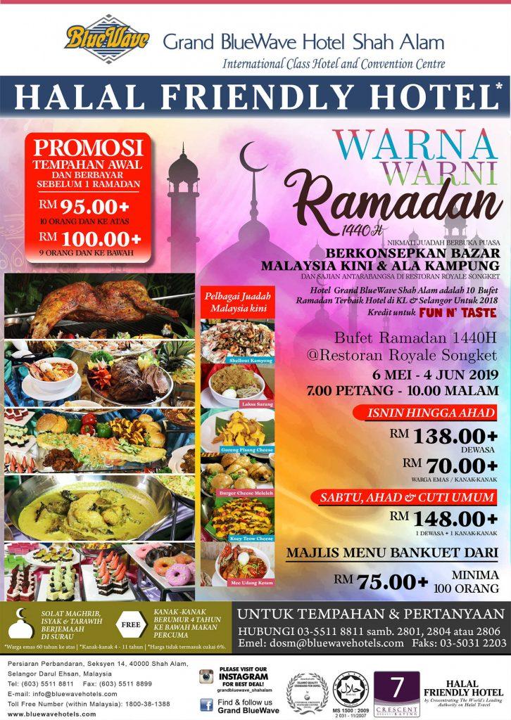 Warna Warni Ramadan 1440H