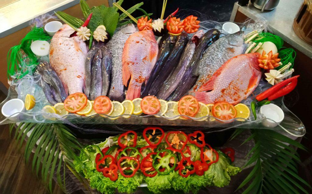 Ikan fresh