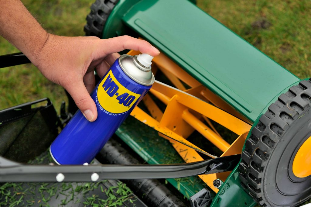 WD-40 Spray Tin
