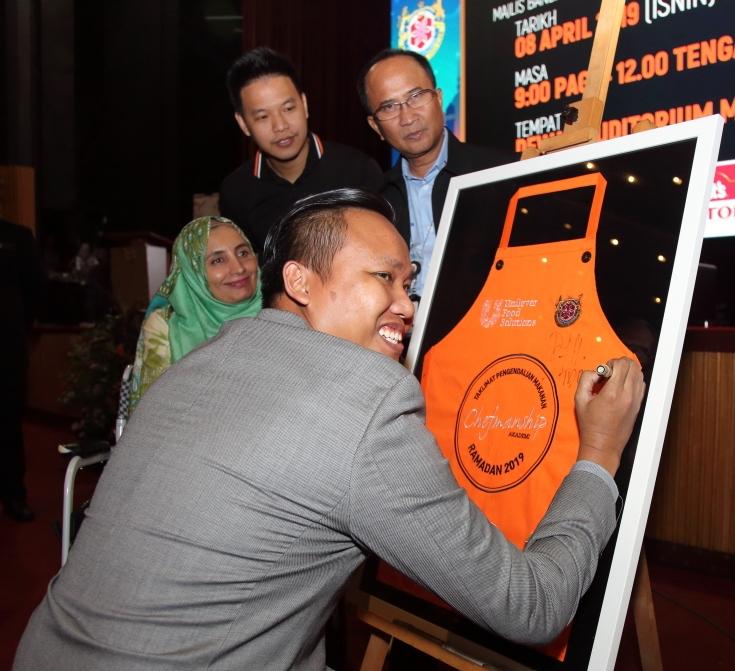 Chefmanship - Pengarah Urusan UFS Malaysia, Nusrat Perveen