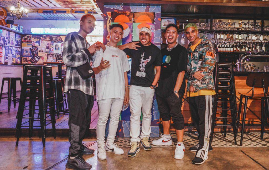Rakan artis hip hop