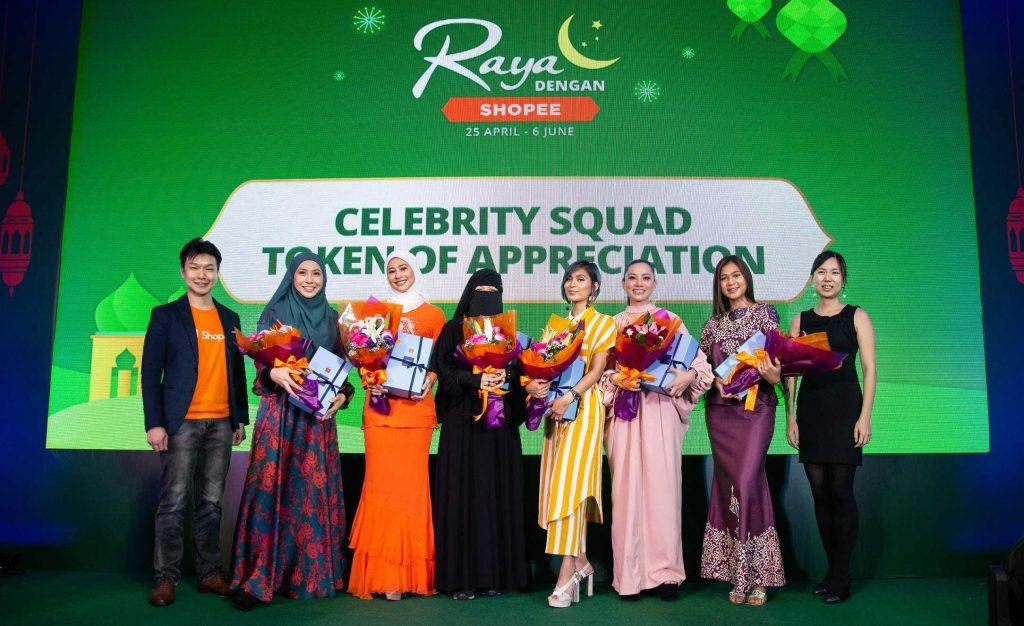Shopee Celebrity Squad