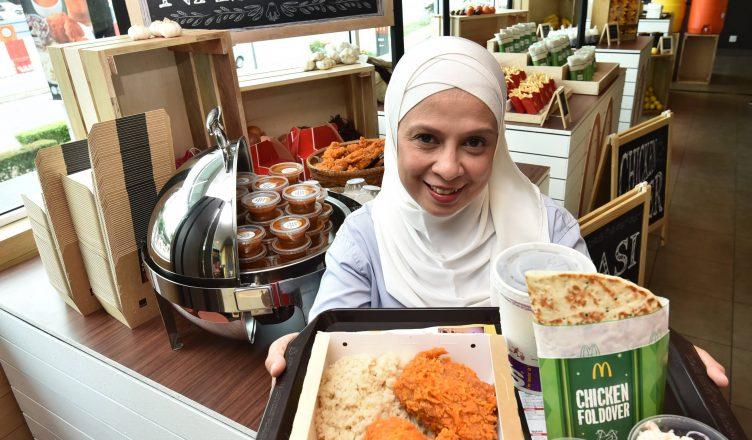 Puan Melati, CMO McDonald's Malaysia