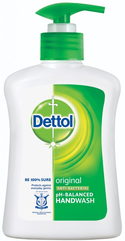 Dettol Liquid Hand Wash Original