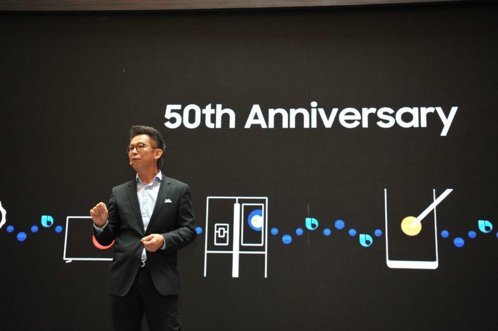 Jimmy Tan, Ketua Elektronik Pengguna Samsung Malaysia Electronics