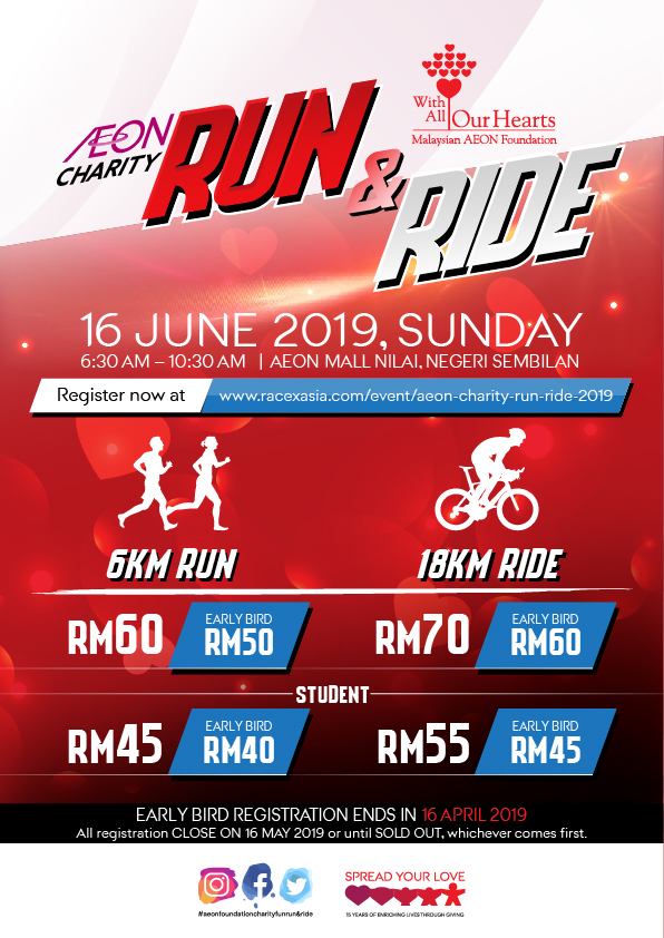 Kategori Run and Ride