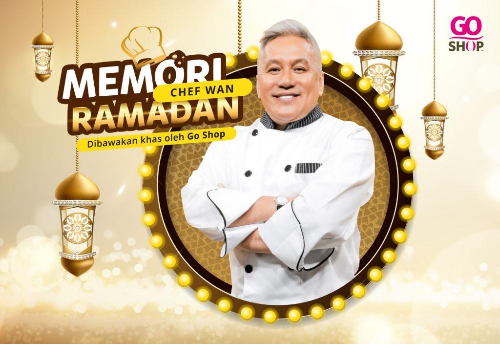 Memori Ramadan Chef Wan