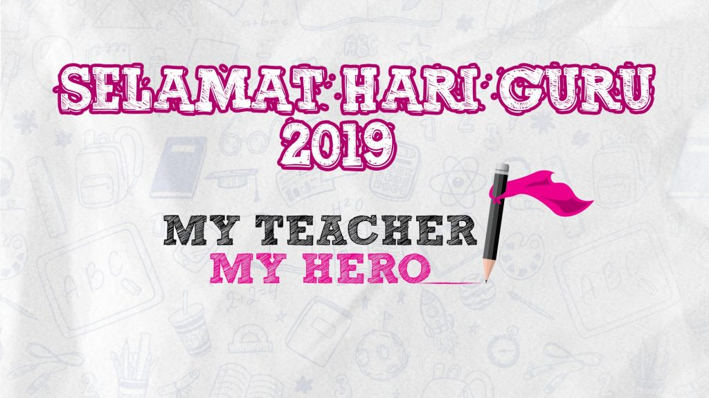 My Teacher My Hero