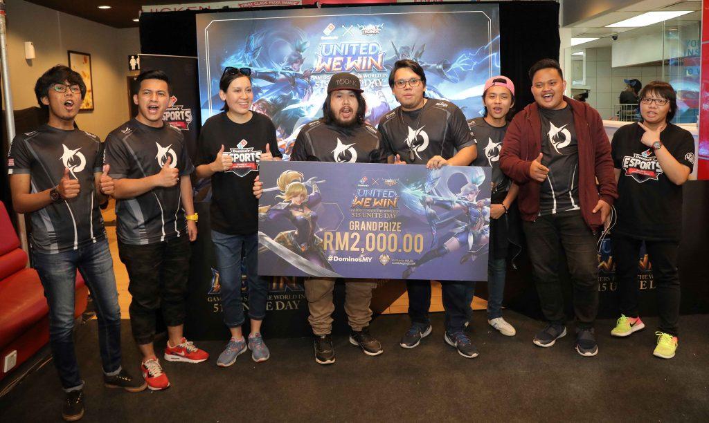 Pemenang Domino Unite
