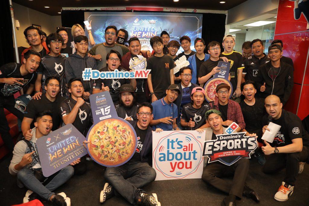 Domino Unite dengan Mobile Legends: Bang Bang