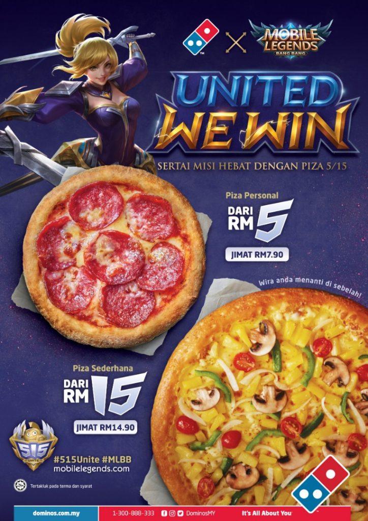 Domino Unite - United We Win