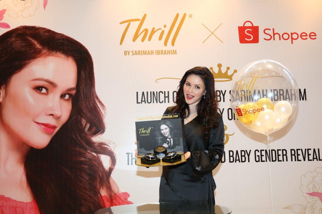 Thrill by Sarimah Ibrahim