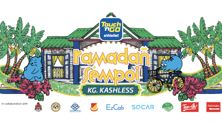 Touch n Go eWallet Sempoi Raya