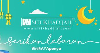 Telekung Siti Khadijah