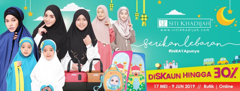 Tawaran Telekung Siti Khadijah