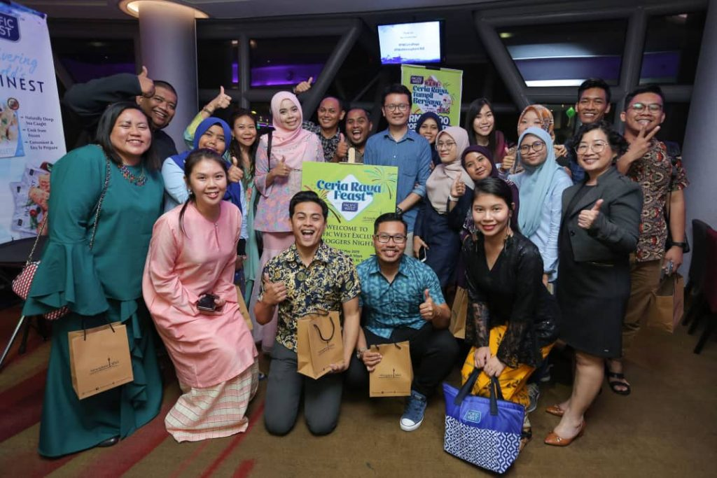 Geng havoc di Ceria Raya Feast Pacific West
