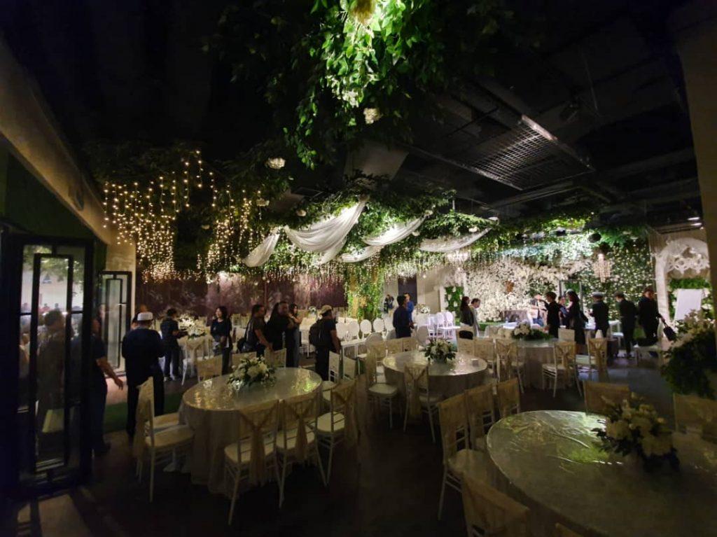 Garden Hall di MAGICA