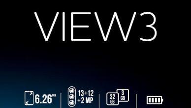 View3 logo