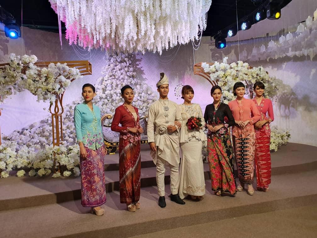Pakaian perkahwinan dari Putree Bridal