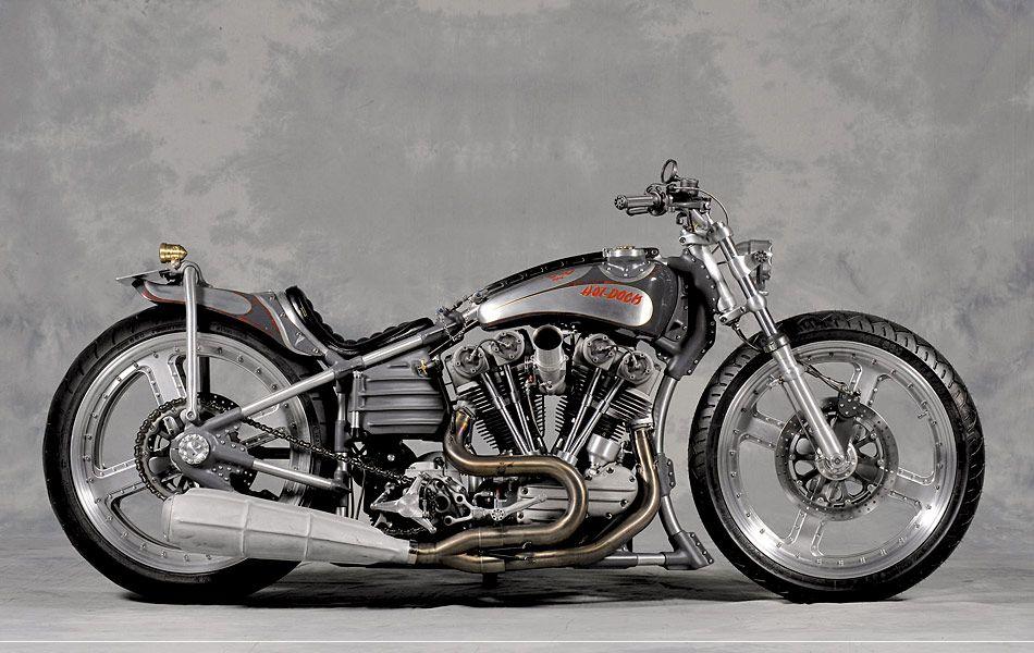 "Harley-Davidson Custom ""StG Nautilus"""