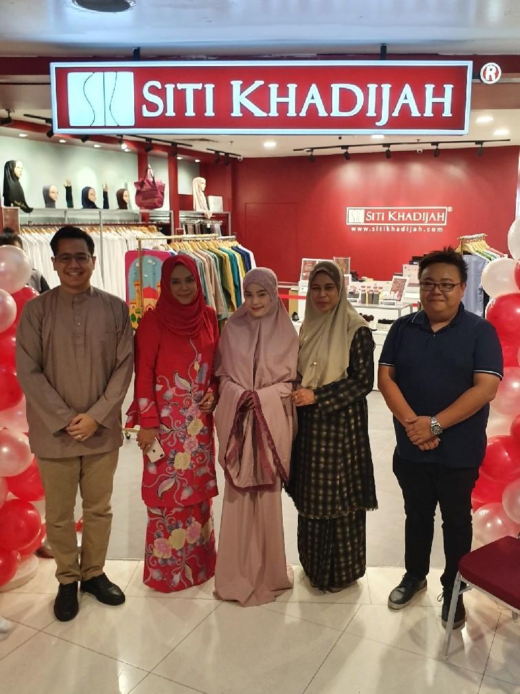 Pelancaran Butil Siti Khadijah yang ke-33 di Subang Parade