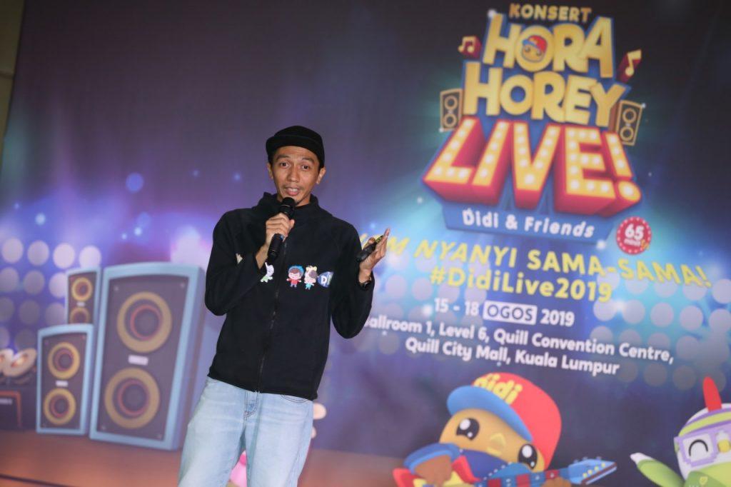 Konsert Hora Horey Didi & Friends