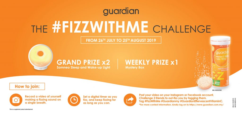 #FizzWithMe Challenge