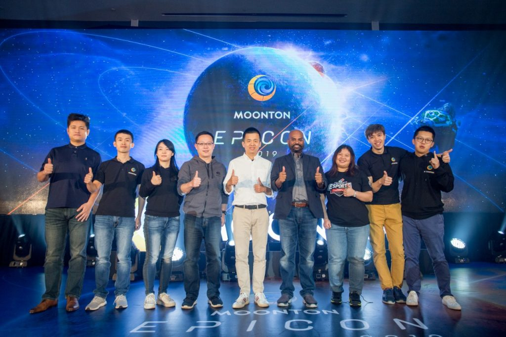 Persidangan Antarabangsa Moonton Epicon 2019