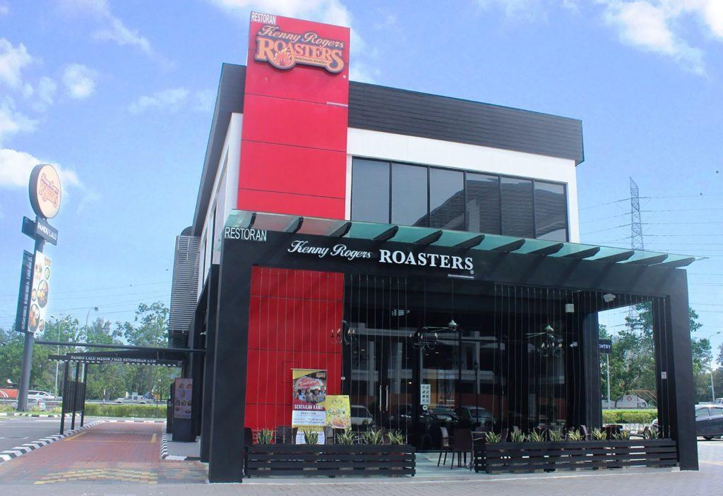 Restoran Pandu Lalu KRR pertama di Juru