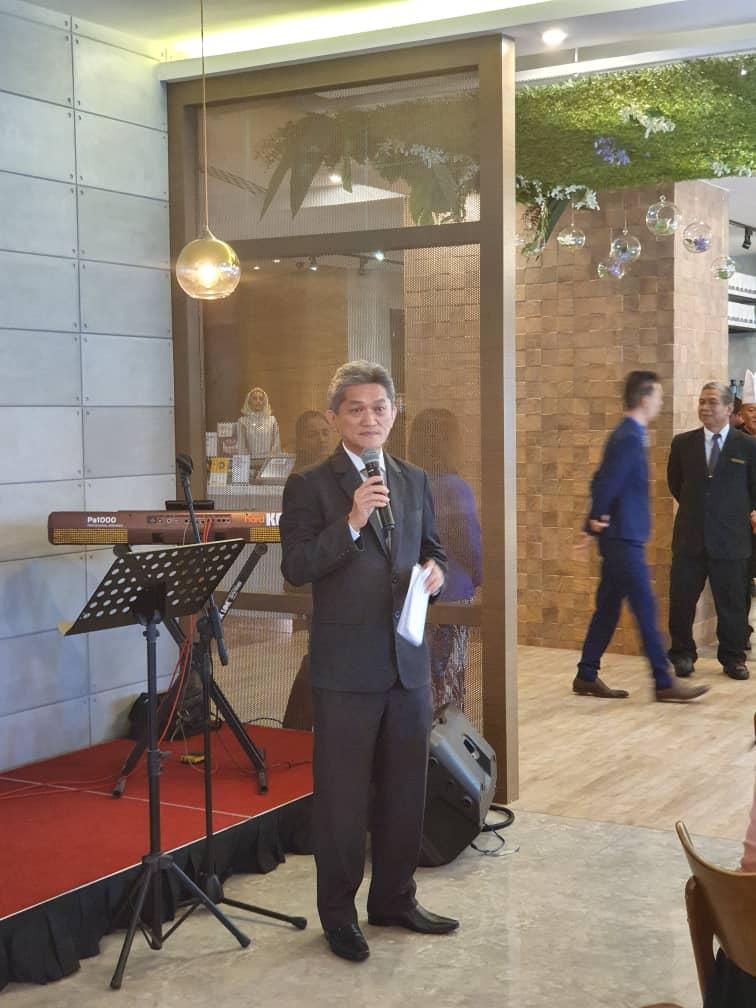 Pengurus Besar, Hoon Tai Chee
