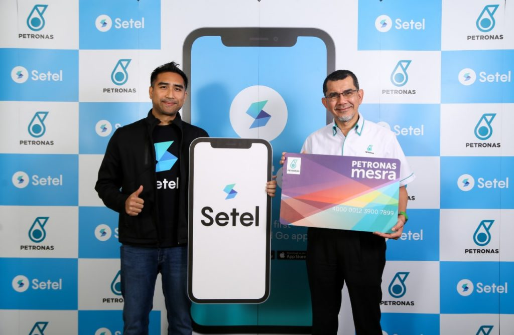Setel Press Release DSSZ & Iskandar