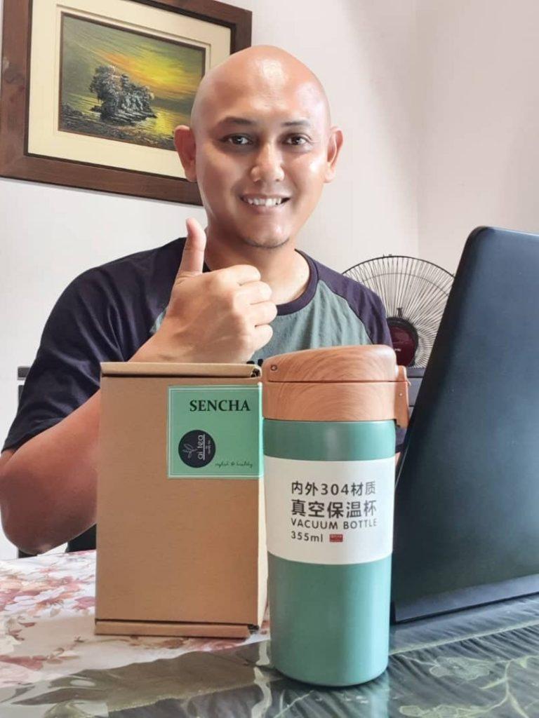 Ai Tea by Thaitee Tea sungguh menyamankan