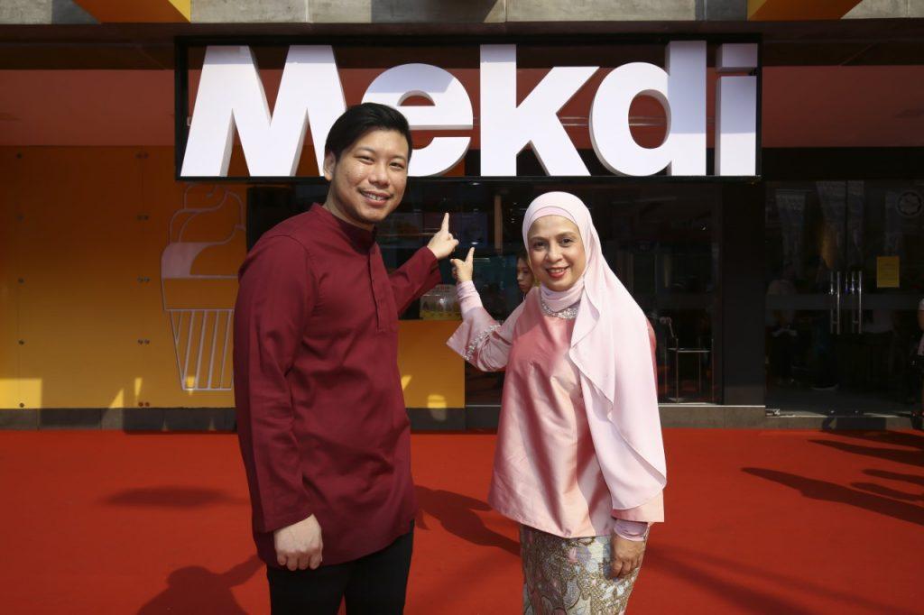 Identiti Malaysia - Mekdi