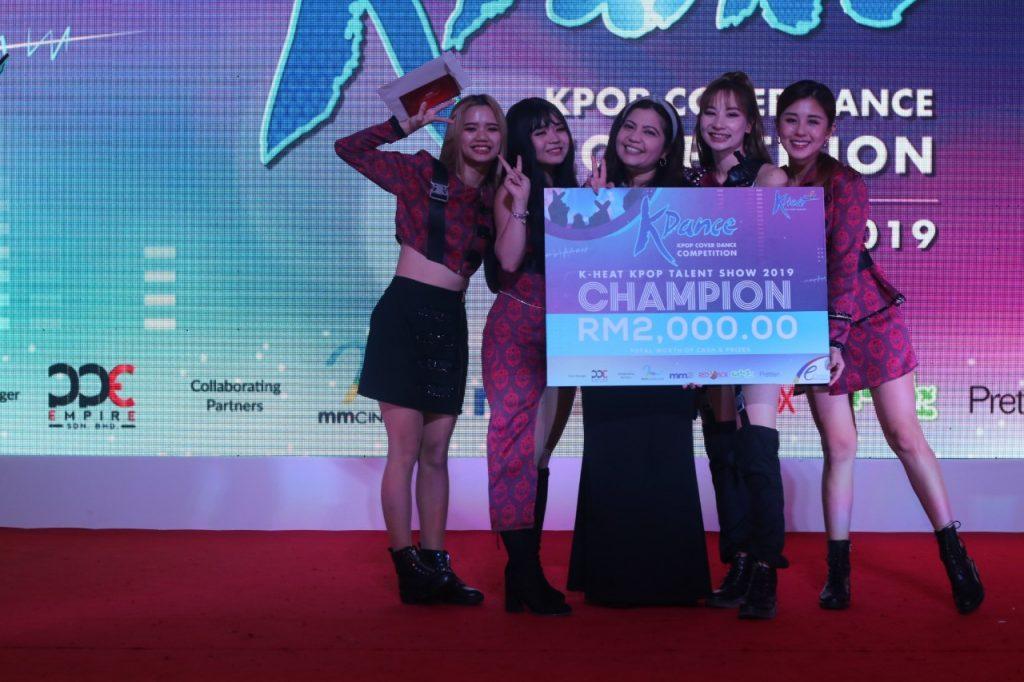 K-Heat Kpop Champion
