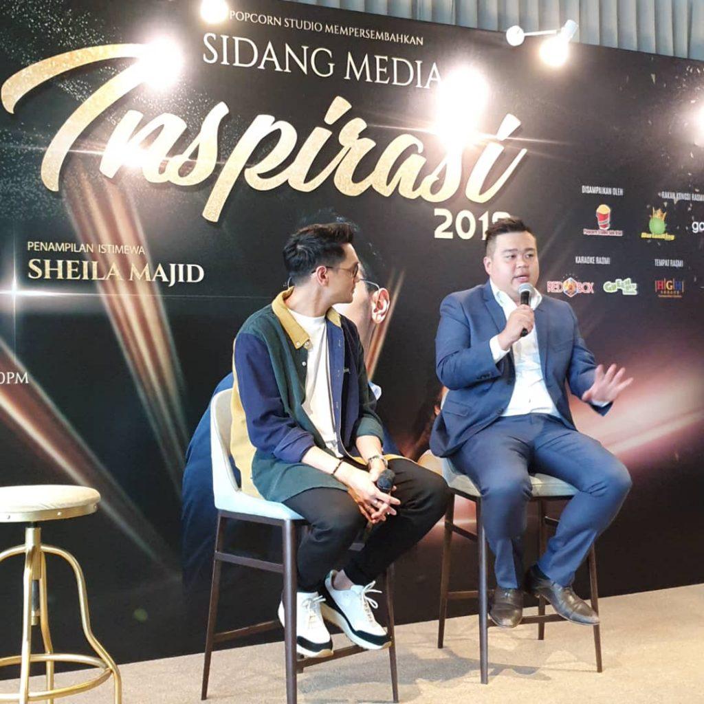 Erik Ong, Ketua Pegawai Eksekutif Popcorn Studio Sdn Bhd.