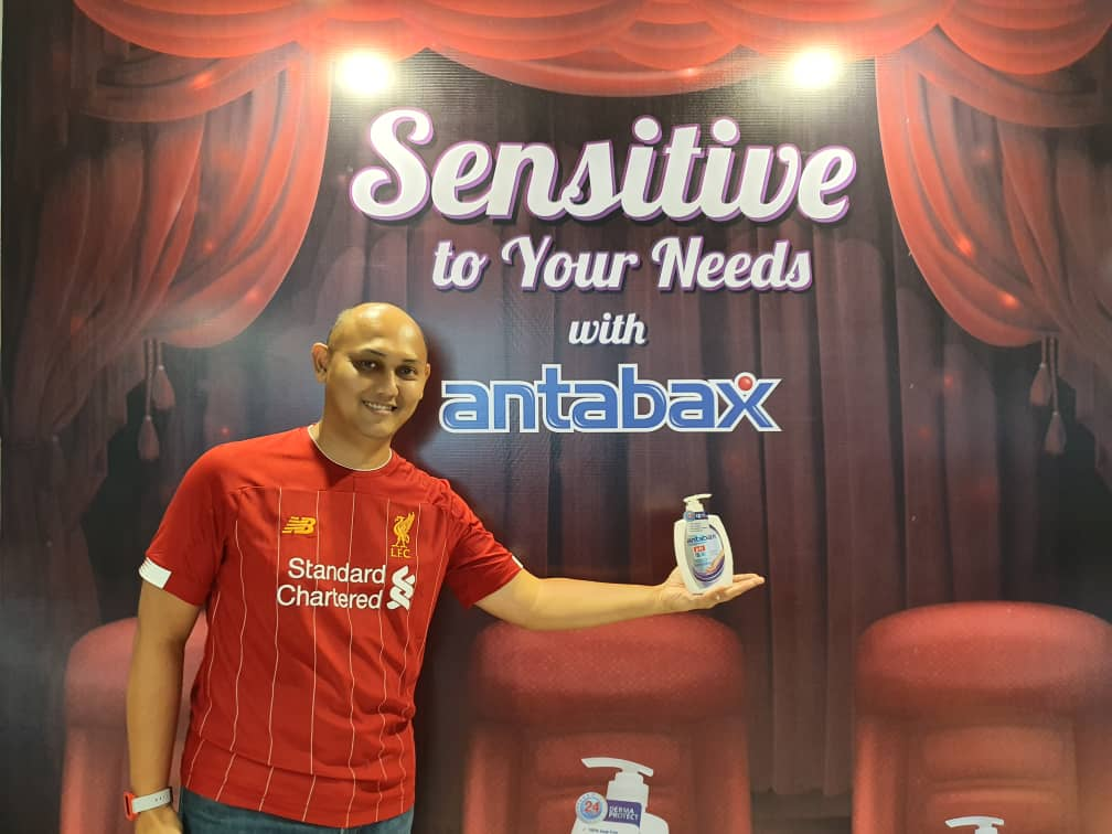 "Kempen ""Sensitive to Your Needs"" dari Antabax"