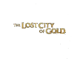 the Lost City of Gold banner