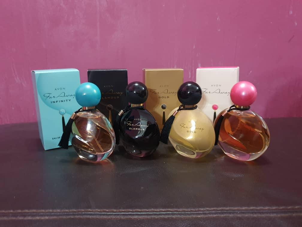 Avon Far Away Perfumes
