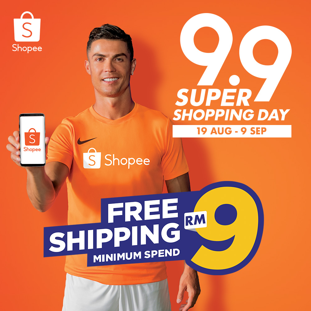 Shopee 9.9 Super Instagram Contest
