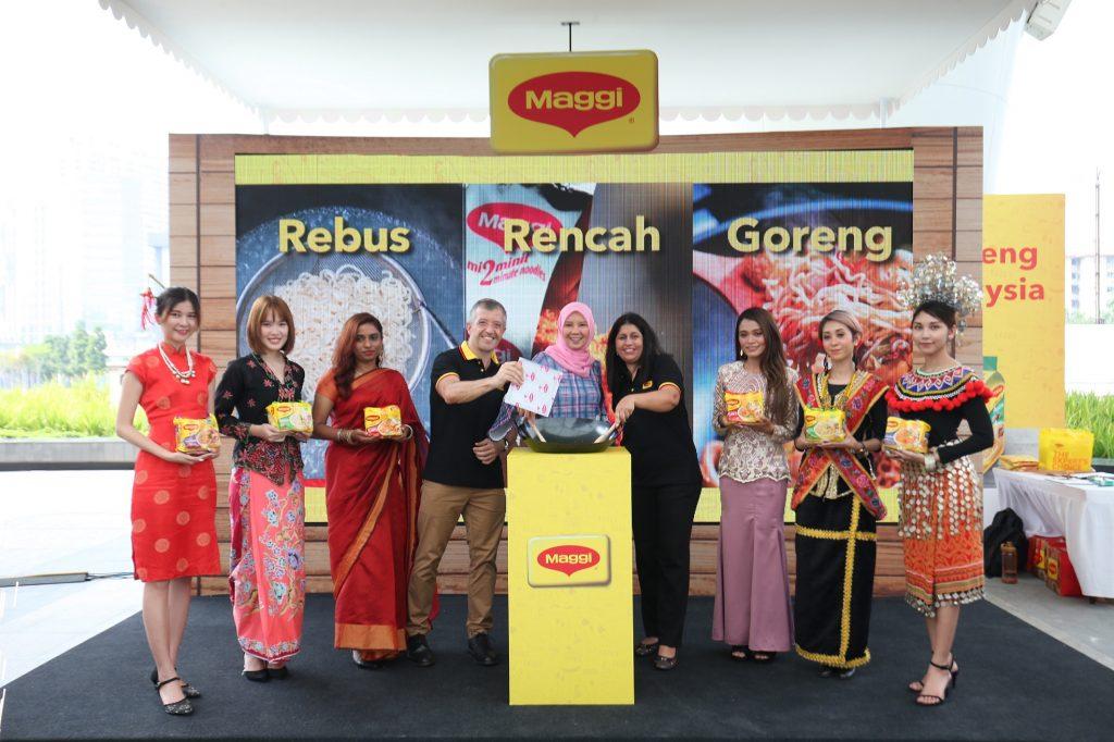 Mi Maggi Goreng kegemaran rakyat Malaysia